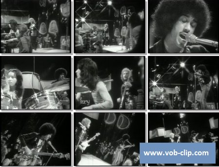 Thin Lizzy - Whiskey In The Jar (From Top Of The Pops) (1973) (VOB)