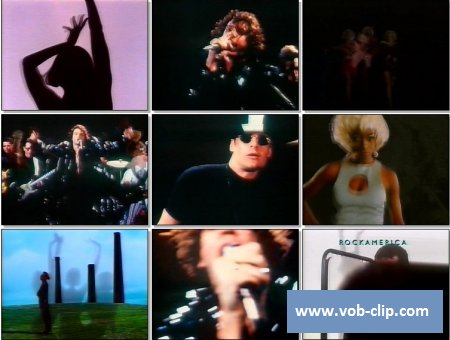 Inxs - Suicide Blonde (Rockamerica Version) (1990) (VOB)